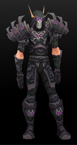 Deathmantle The Visual Roleplay Gear List